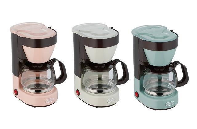 ラドンナ Toffy 4カップコーヒーメーカー K-CM1