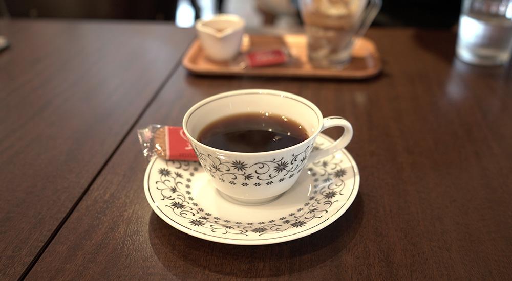 豆香洞コーヒー 喫茶