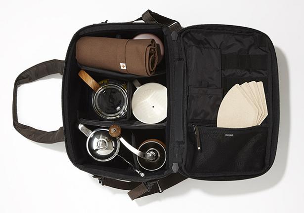 ヘッド・ポーター × トリバーコーヒー コーヒー ドリッパー バッグ セット(COFFEE DRIPPER BAG SET)