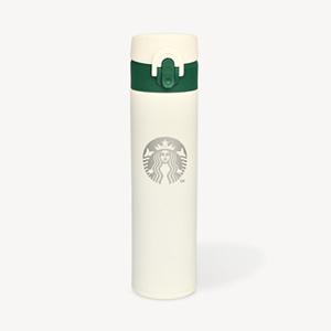 スリムハンディーステンレスボトルホワイト