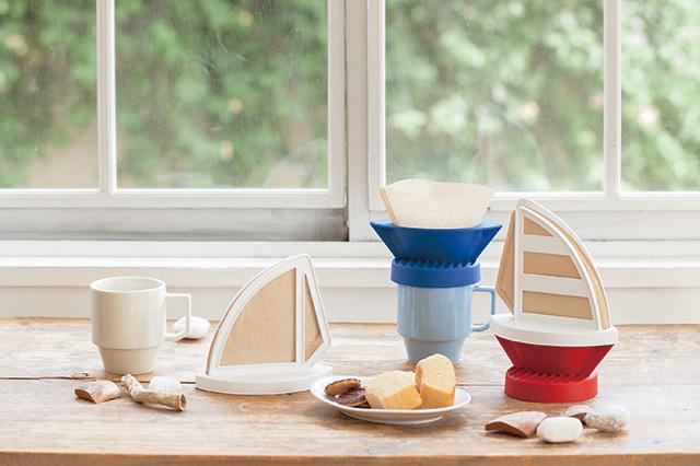 Trip to Marina Coffee dripper & Filter holder(トリップ トゥ マリーナ フィルターフォルダー )