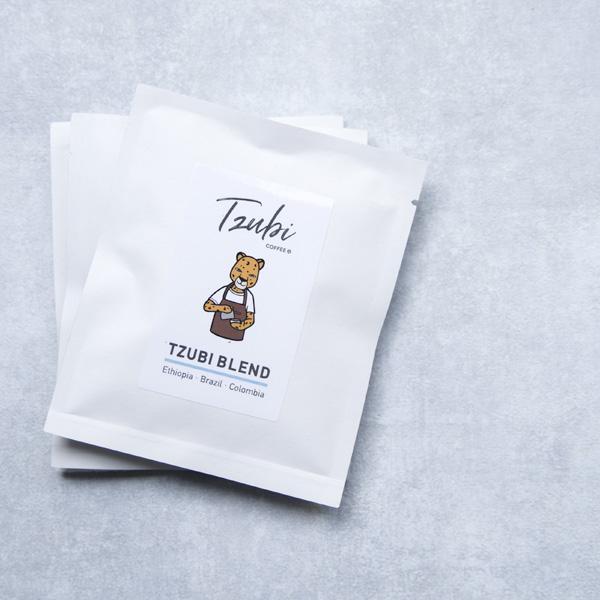Tzubi coffee ドリップバッグコーヒー