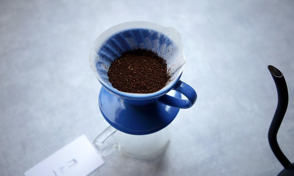 Coffee月白  ケニア ティムファクトリー