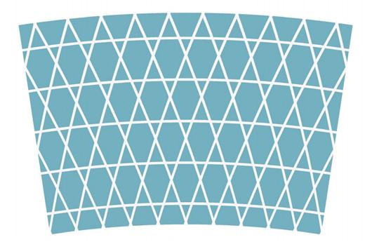 The.. Store.. (ザ ストア)のタンブラーデザインペーパー Pattern.1