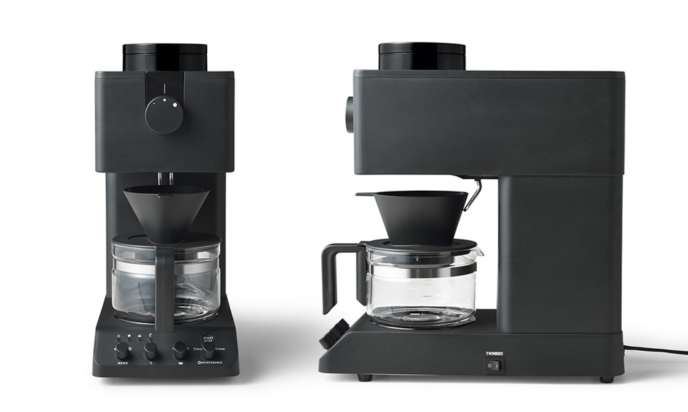TWINBIRD(ツインバード)全自動コーヒーメーカー CM-D457B