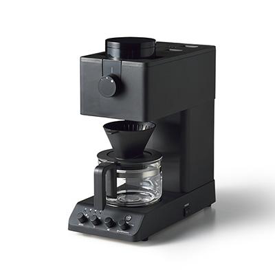 TWINBIRD(ツインバード)全自動コーヒーメーカー CM-D457B ドリップ