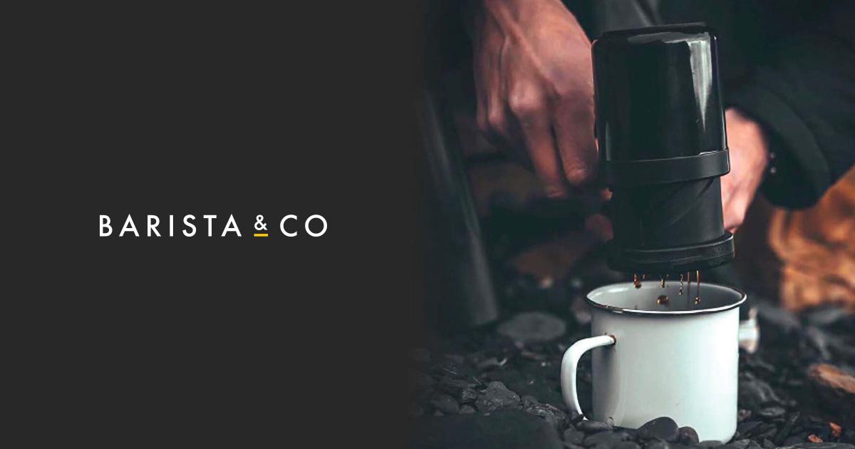 BARISTA&CO/バリスタ アンド コー Twist Press/ツイストプレス