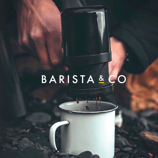 BARISTA&COから登場の 新しいコーヒー器具【Twist Press/ツイストプレス】