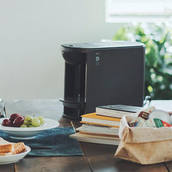 UCCのカプセル式コーヒーマシン『ドリップポッド』、カプセルを大幅リニューアル。