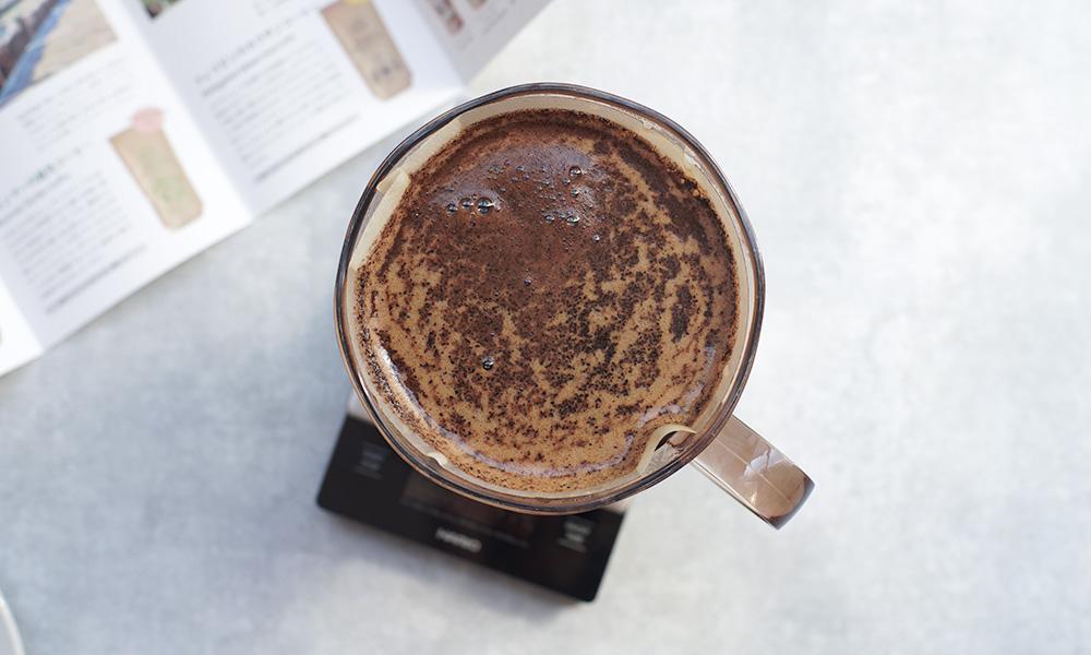 海ノ向こうコーヒー ミャンマーの庭先コーヒー