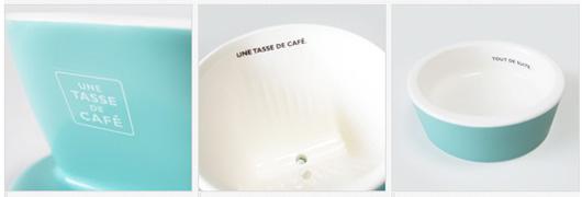 UN CAFE(アンカフェ)の台形ドリッパー