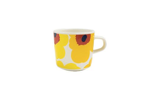 marimekko ウニッコ生誕50周年記念 路面店限定のコーヒーカップ
