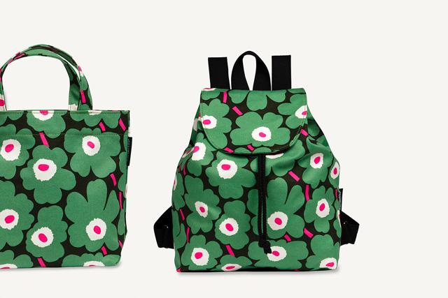 marimekko マリメッコ ウニッコ 新作バッグ&スカーフ