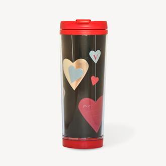 スターバックスコーヒー クリエイトユアタンブラーLoveMessage