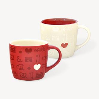スターバックスコーヒー リトルアイコンマグ