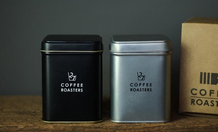 27 COFFEE ROASTERSのギフトボックス