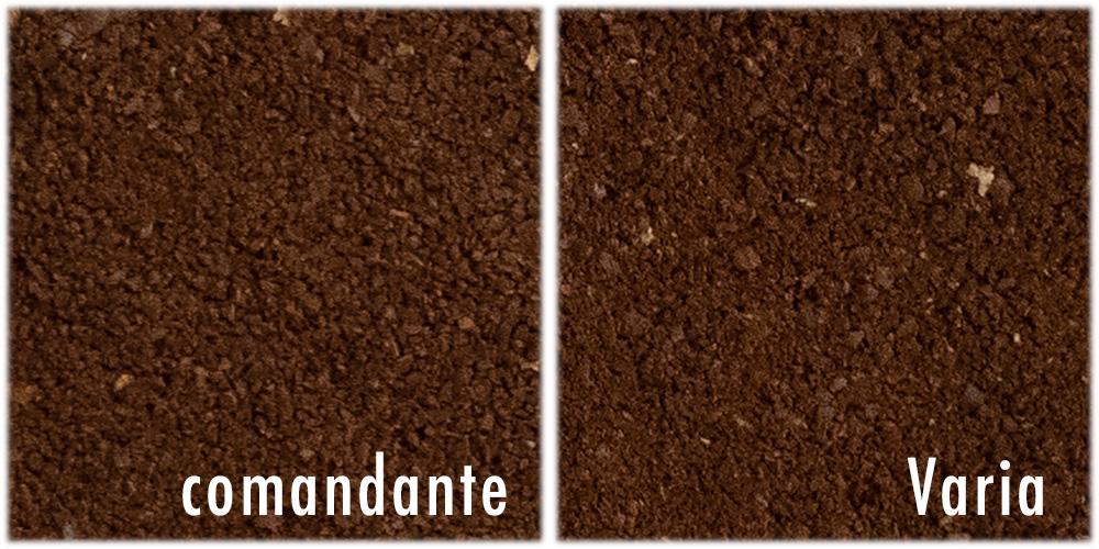 Varia Hand Grinder / ヴァリア コーヒーグラインダー ミル刃