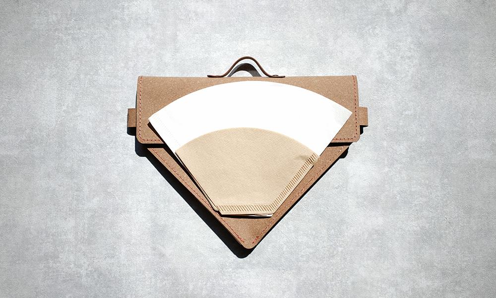 WALLPAPER BAG コーヒーペーパーフィルターケース カリタフィルター