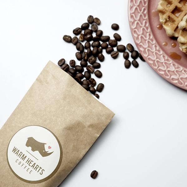 売上の100%がマラウイの子どもたちの給食代金に! WARM HEARTS の フェアトレード オーガニックコーヒー