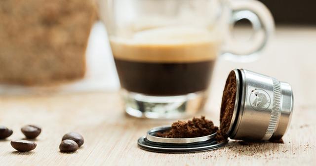 Nespresso®マシン専用のコーヒー詰替カプセル『WayCap Ez』