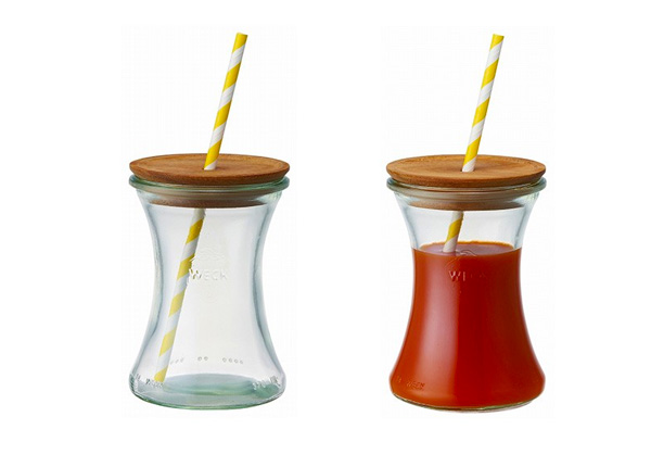 WITH WECK DRINK BOTTLE WE-996