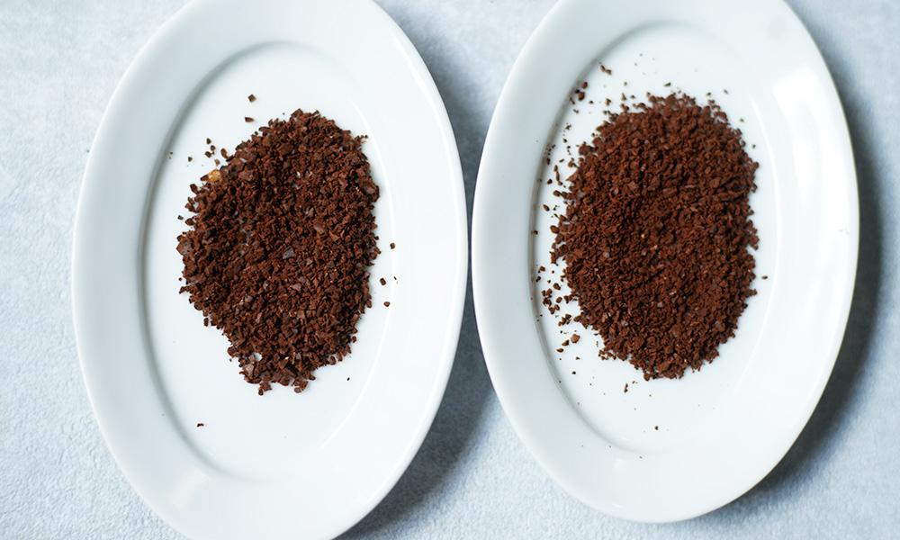 Wilfa SVART Aroma コーヒーグラインダー 挽き具合 ばらつき