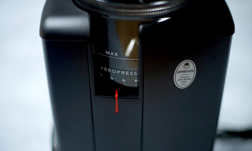 Wilfa SVART Aroma コーヒーグラインダー