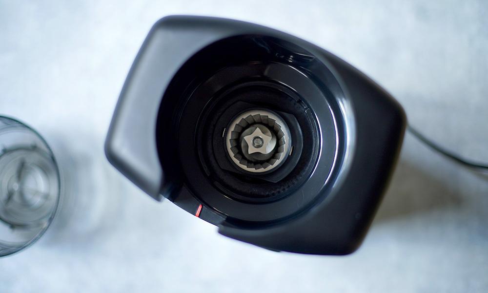 Wilfa SVART Aroma コーヒーグラインダー コニカル刃