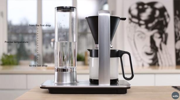 『Wilfa』svart Precision コーヒーメーカー