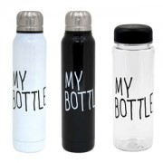 TODAY'S SPECIALのMY BOTTLE(マイボトル)と  Thermo MY BOTTLE(サーモマイボトル)。通販でも。