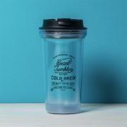 RIVERSの一杯取り専用水出しタンブラー  『ウォールマグ バール コールドブリュー』が、使えそう。