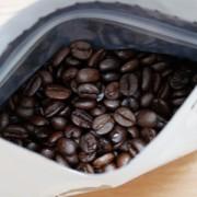 TABEI COFFEE(たべいコーヒー)の  季節限定深煎ブレンド『ブルースカイ』