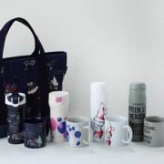 スタバ、4つのファッションブランドとコラボレーションアイテムを発売!