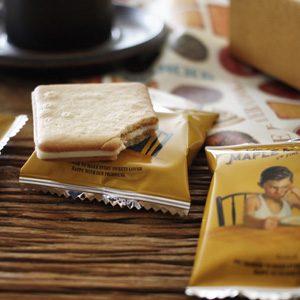 メープル好きならたまらない!  ザ・メープルマニアのメープルバタークッキー