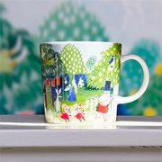 フィンランドの独立100周年記念!アラビア、ムーミンマグ『Moominvalley(ムーミン谷)』が限定発売!