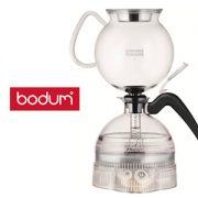 ボダムの電気サイフォン式コーヒーメーカー【ePEBO】、  日本でも発売に!