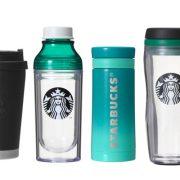 2017年9月1日発売!  スターバックスコーヒーのタンブラー&グッズは、潔くシンプル。