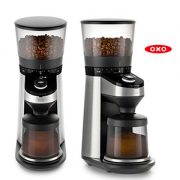 OXOから、38段階から挽き具合を選べるスケール付コーヒーグラインダー『バリスタブレイン』が登場!すごい!いい!