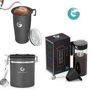 COFFEE GATORのコーヒー器具、どれもこれも使いやすそう。