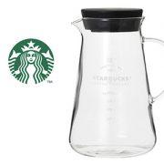 スターバックスコーヒーから、  『コールドブリュー コーヒー グラスピッチャー』が発売。