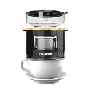 ハンドドリップを再現!  上に乗せるだけの『oceanrich自動ドリップ・コーヒーメーカー』