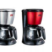 メリタから、新しいコーヒーメーカー『ツイスト』発売。