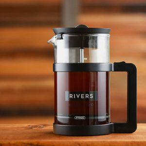 リバーズの新しいコーヒープレス HOOP MONO(フープ モノ)は、味も、使いやすさもワンランクアップ!