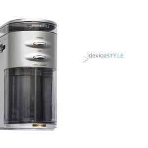デバイスタイルのコーヒーグラインダー  Brunopasso GA-1X に Limited版 シルバーが登場!