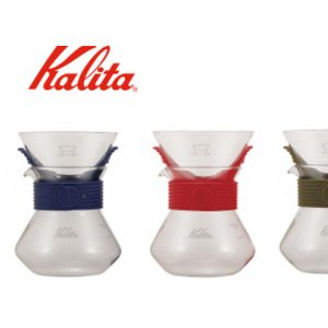 Kalita(カリタ)から、『ウェーブスタイルアップ』ドリッパー新発売!