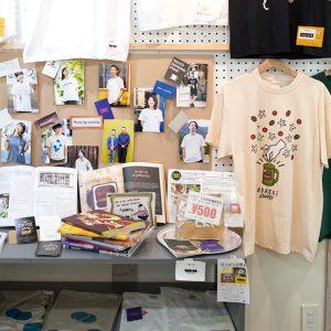 九州中のコーヒーショップのTシャツが集まる  【COFFEE T-shirts Store 2019】へ。