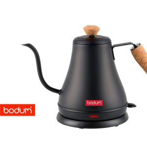 BODUM(ボダム)から、  メリオール グースネック電気ケトルが登場!