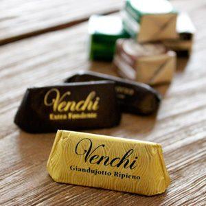 チョコレートの街 イタリア トリノの名門  ショコラティエ「ヴェンチ」のチョコレート