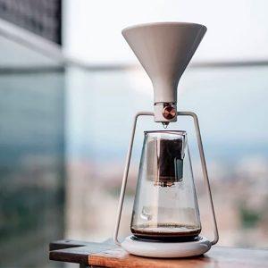 スマートコーヒーメーカーGINAに【BASIC】バージョン登場!  機能はシンプルに。購入しやすく。