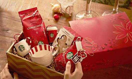 スタバ 2013年クリスマスのタンブラー&グッズ